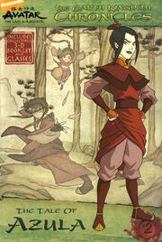 The Tale of Azula cover