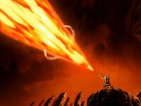 3х20 Аанг магия огня