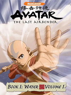 Film Avatar Aang Book 2