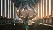 Suyin practicando