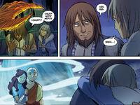 Комикс П3 Рафа исцелён