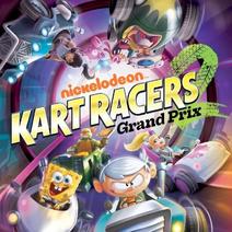Nickelodeon Kart Racers 2 cover