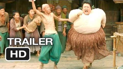 Journey To The West Official Trailer 1 (2013) - Stephen Chow Movie HD