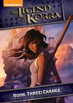 Avatar The Legend Of Korra Book 1