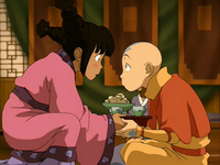 Meng and Aang