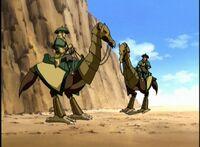 1х07 страусовые лошади
