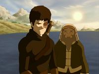 Zuko and Iroh