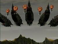 3х11 Дирижабли и воздушные шары