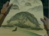 Lion turtle