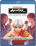 Blu-ray Легенда об Аанге