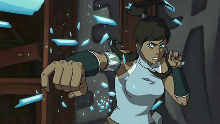 File:Korra shatters ice projectiles.png