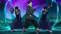 Desna, Bolin, and Eska