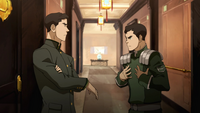 Mako and Bolin argue