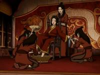 Azula's servants