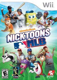 Nicktoons MLB обложка