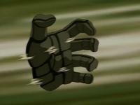 Rock glove