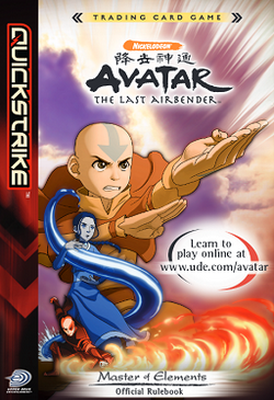 Avatar Trading Card Game