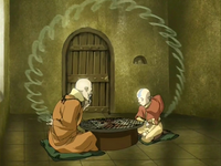 Gyatso and Aang