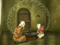 Gyatso and Aang