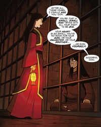 Ursa confronts Ozai