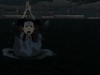 Aang emerges