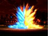 Comet-Enhanced Agni Kai