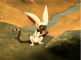 Winged lemur