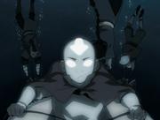 Aang rettet seine Freunde