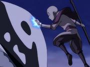 Aang und Hei Bai