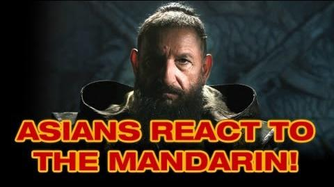 Asians React to The Mandarin in Iron Man 3