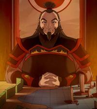 General Iroh planning