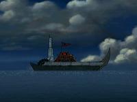 Southern Raiders frigate