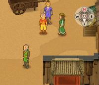 Aang and Sokka