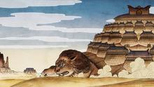 Tartaruga Leão da Terra