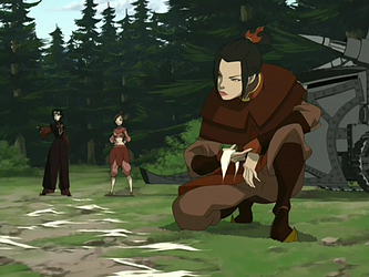 Fanon:The Chase Pt 1 (Those Bored Eyes) | Avatar Wiki