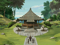 Kyoshi's shrine