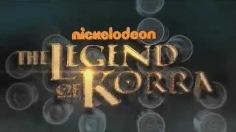 Legend of Korra - Trailer 2