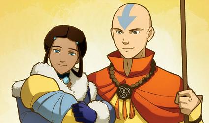 Katara Envisioning Her Future With Aang