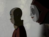 Aang and Koh