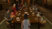 Kuon cenando