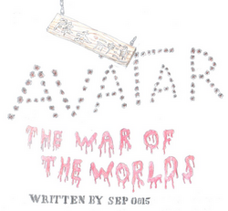 Avatar- The War of the Worlds logo