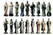 Артбук К2 Статуи аватаров