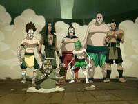 Earth Rumble VI combatants