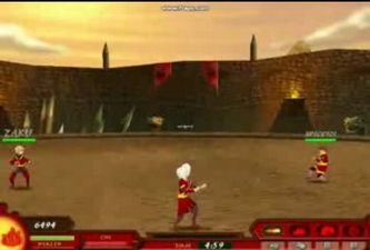 avatar the last airbender pc game