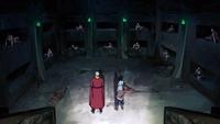 Tenzin and Korra find the airbenders