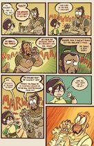 Комикс Тоф и Глыба 2