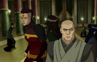 Der Rote Lotus wird vom Dai Li bedrängt