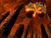 3х21 Аанг огненные шары
