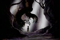 1x20 Внутри пещеры