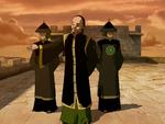 Long Feng y agentes Dai Li